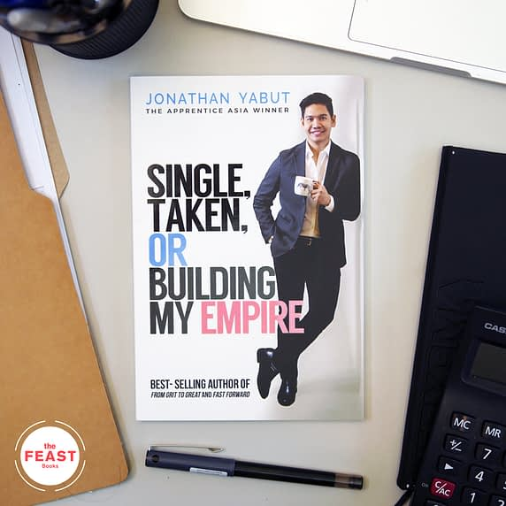Single, Taken or Building My Empire by Jonathan Yabut