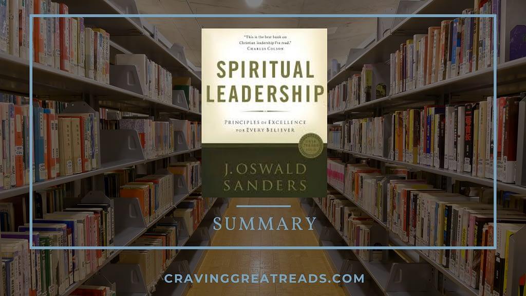 spiritual leadership summary