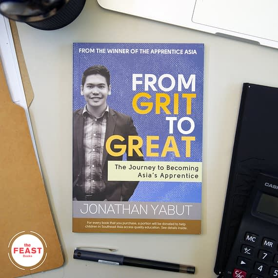 From Grit to Great by Jonathan Yabut