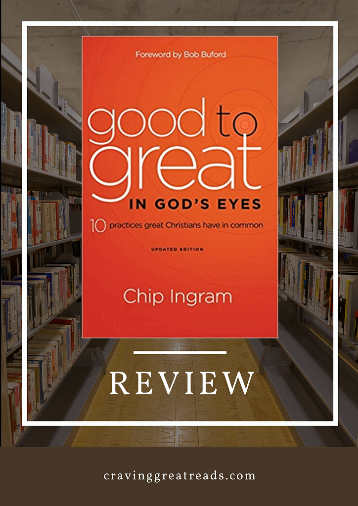 good to great cravinggreatreads