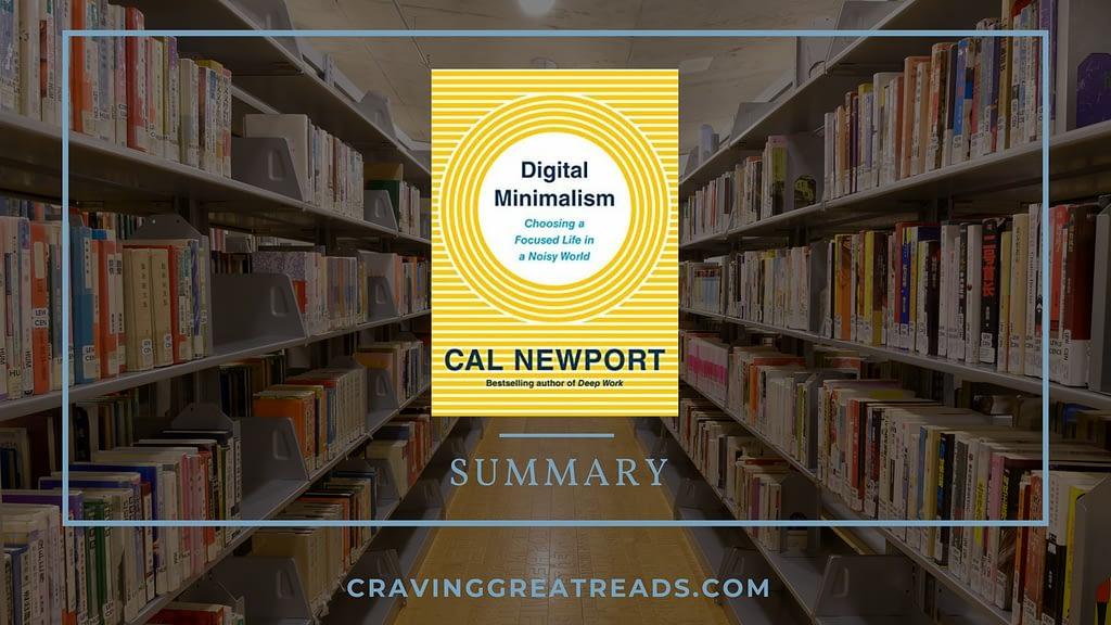 digital minimalism summary