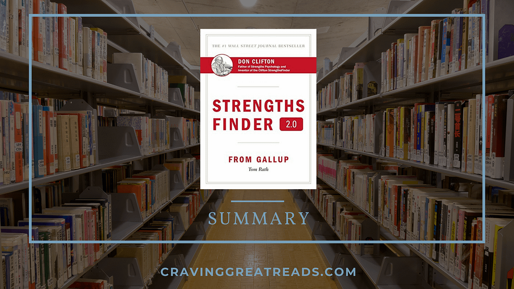 strengthsfinder summary