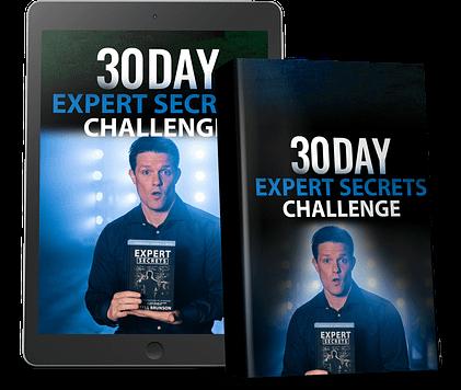 30 DAY expert SECRETS CHALLENGE